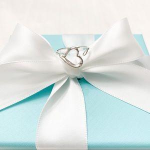 Tiffany & Co. Elsa Peretti Open Heart Ring